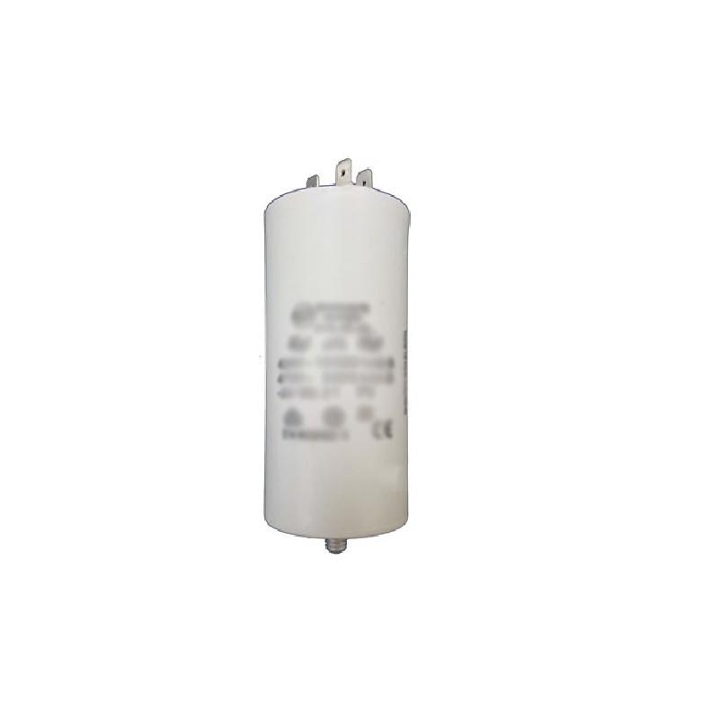 Condensatore 8 uF 450Vac