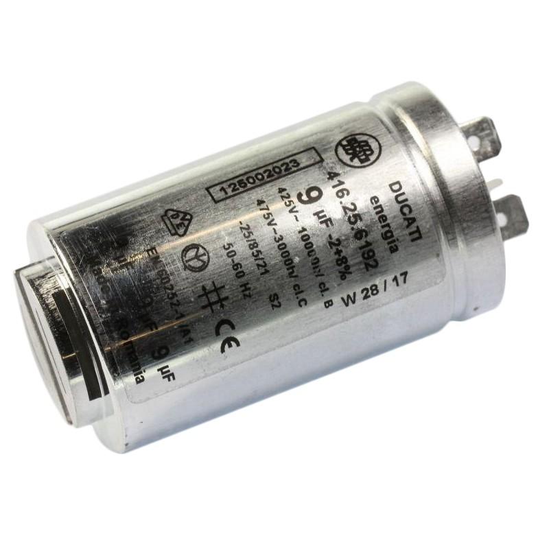 Condensatore 9UF