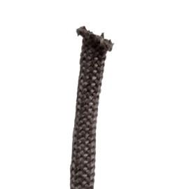 Treccia TRICOTEX nera 10mm
