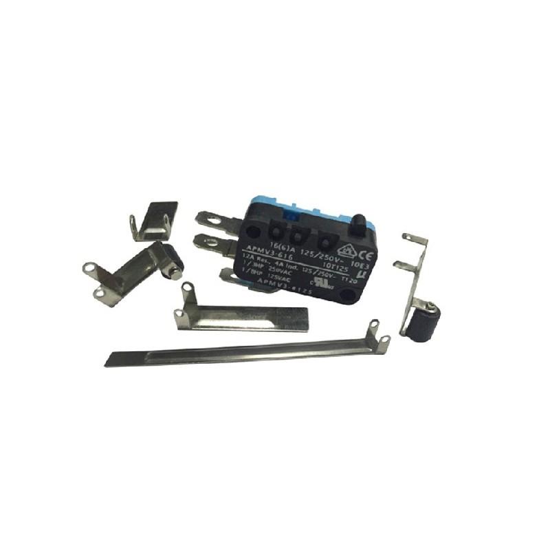 Kit micropulsante con staffe