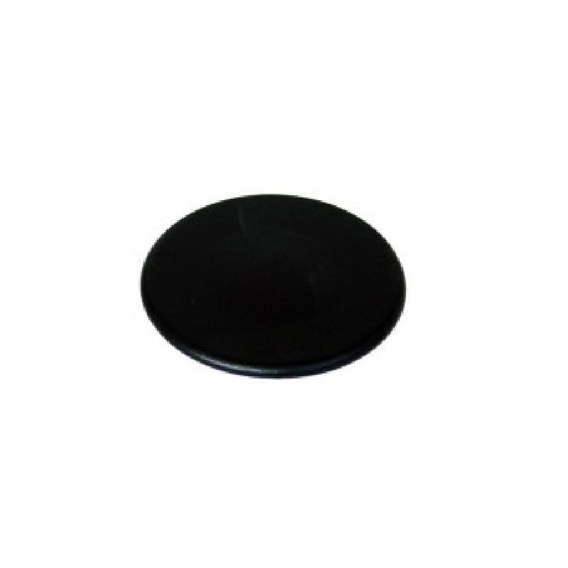 Piattello nero rapido sabbiato