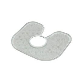 Filtro in plastica grigio chiaro