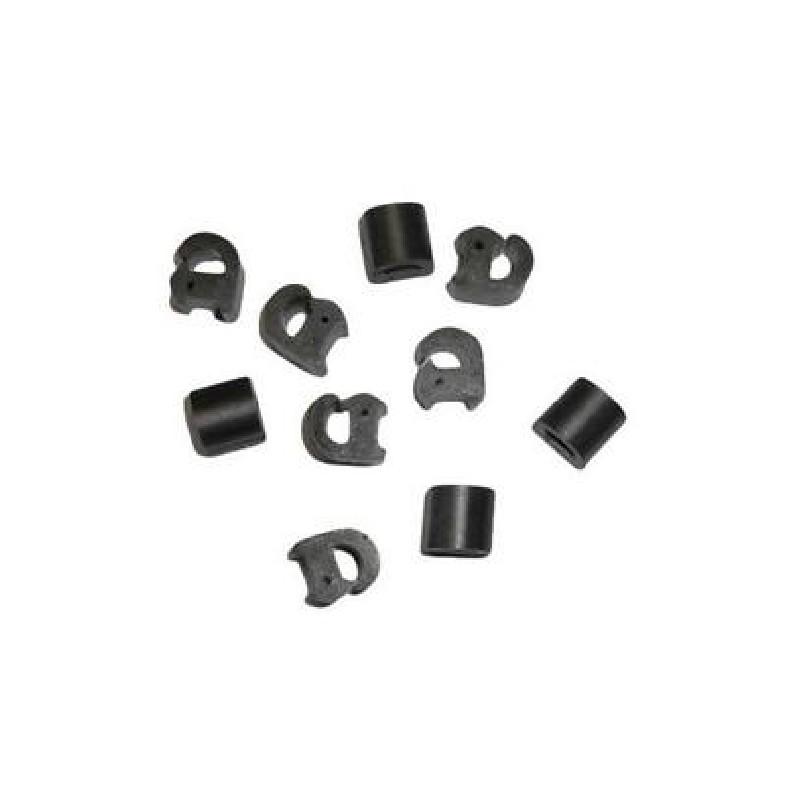Gommini per griglia 10 pezzi