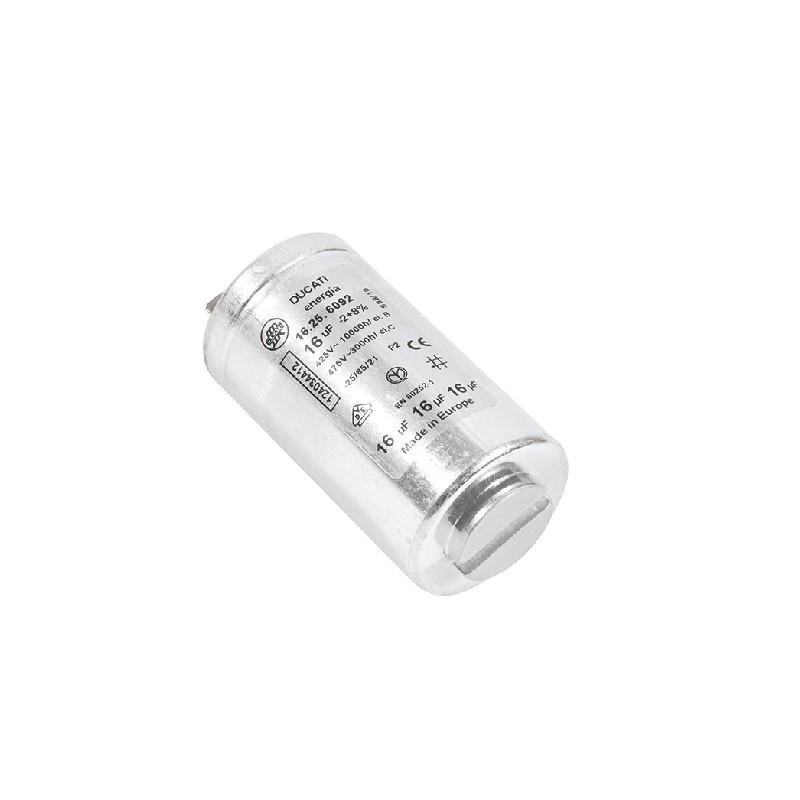 Condensatore 16uF