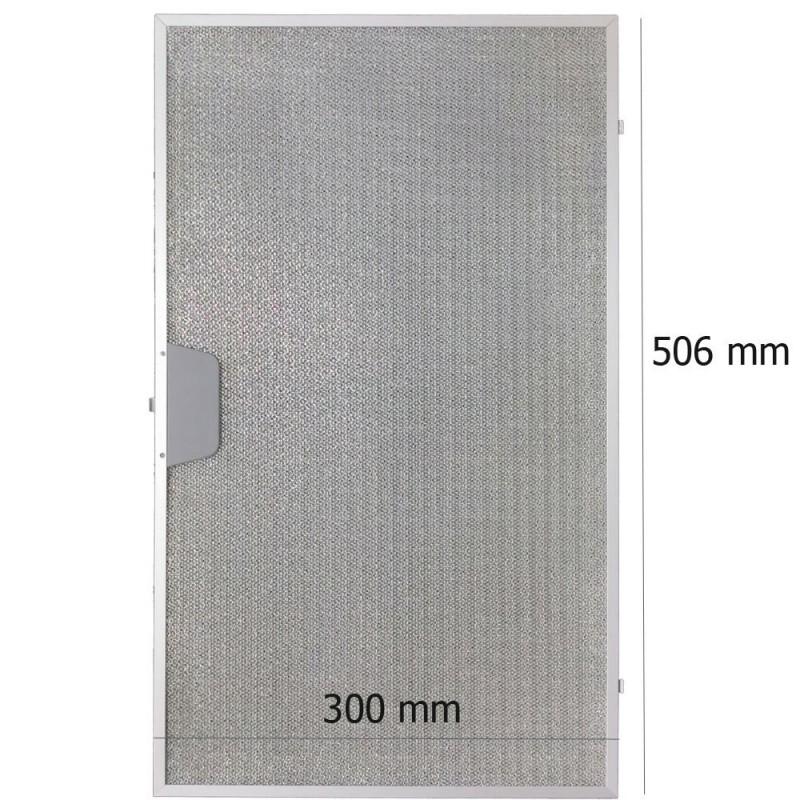Filtro alluminio